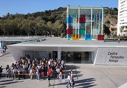Foto: Pompidou-Málaga