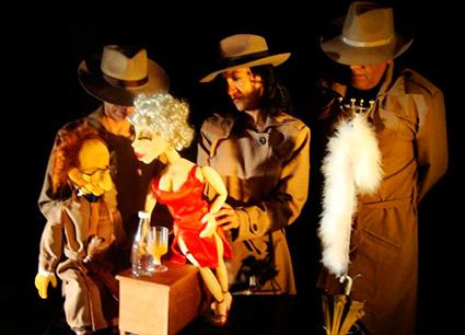 Titiritran teatro y su 'Rebelión en el circo'