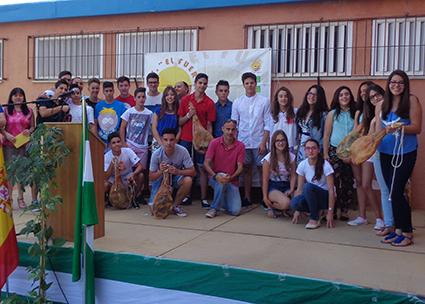 caniles Cierre de curso 2015 en El Fuerte 3