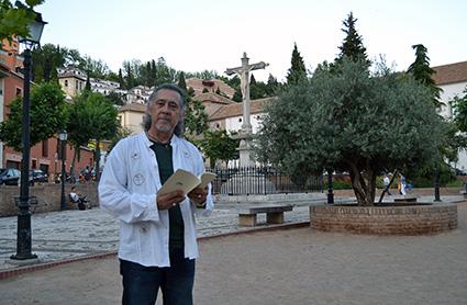 El último poemario de Pedro Enríquez ha sido publicado por el ayuntamiento de Priego de Córdoba/ A.A.