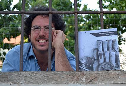 El joven fotógrafo y aficionado al flamenco/A.A.