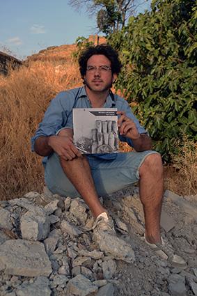 Pedro Hidalgo también tiene alma de poeta/ A.A.