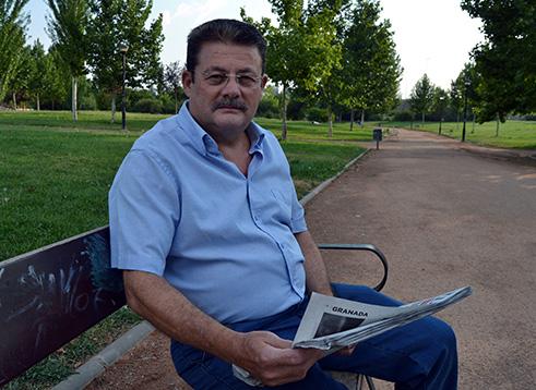 Raimundo Fornieles, director del IES Politécnino Hermenegildo Lanz (Granada)