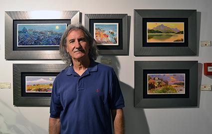Pedro Roldan vuelve a Milenium Gallery