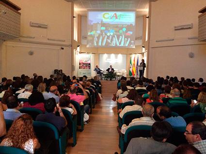 Jornadas formativas sobre Comunidades de aprendizaje celebradas en el CEP de Granada