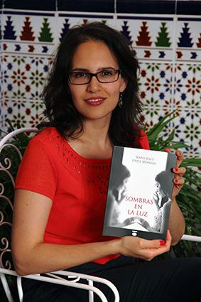 María Jesús Ortíz  en una fotografía de Igor Oya Vallejo