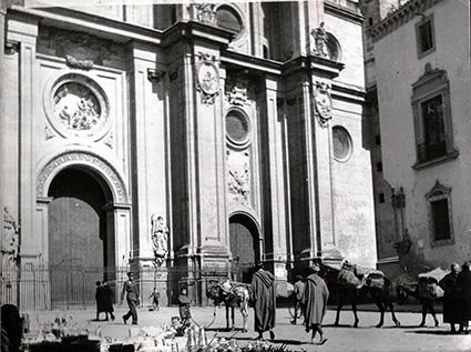 Plaza de las Pasiegas