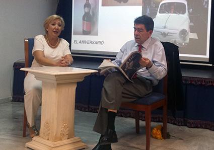 Amparo Alonso y Antonio Muñoz en 'El aniversario'