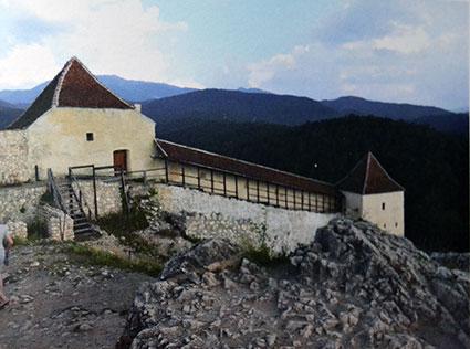 musas-de-transilvania castillo-de-Rasnov