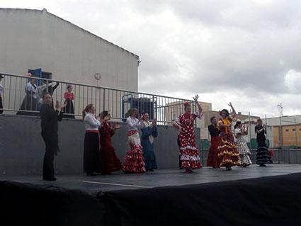 GABIA-BAILES REGIONALES COLEGIO PILAR IZQUIERDO