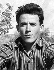 Antonio Castilla Fajardo, 'El Curro' (Foto del libro 'Dúrcal, retazos de memoria')