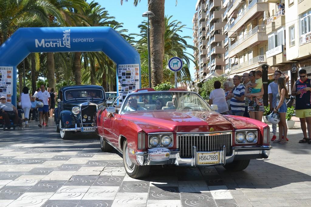 XVI concentración del Club Vehículos Románticos Costa Tropical  FOTO: A. ARENAS