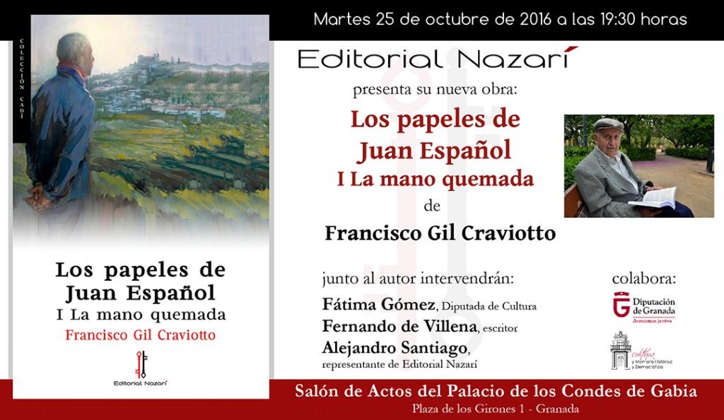 Ashaverus el libidinoso - invitación Málaga 13-04-2015