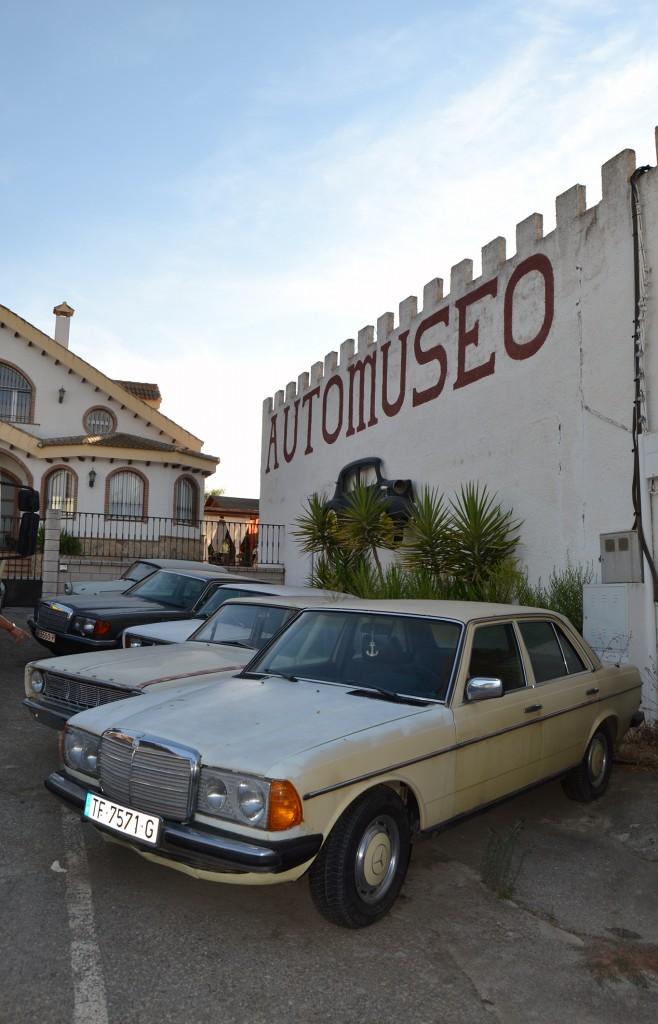 Fachada del Automuseo de Moraleda de Zafayona - exterior / A. ARENAS