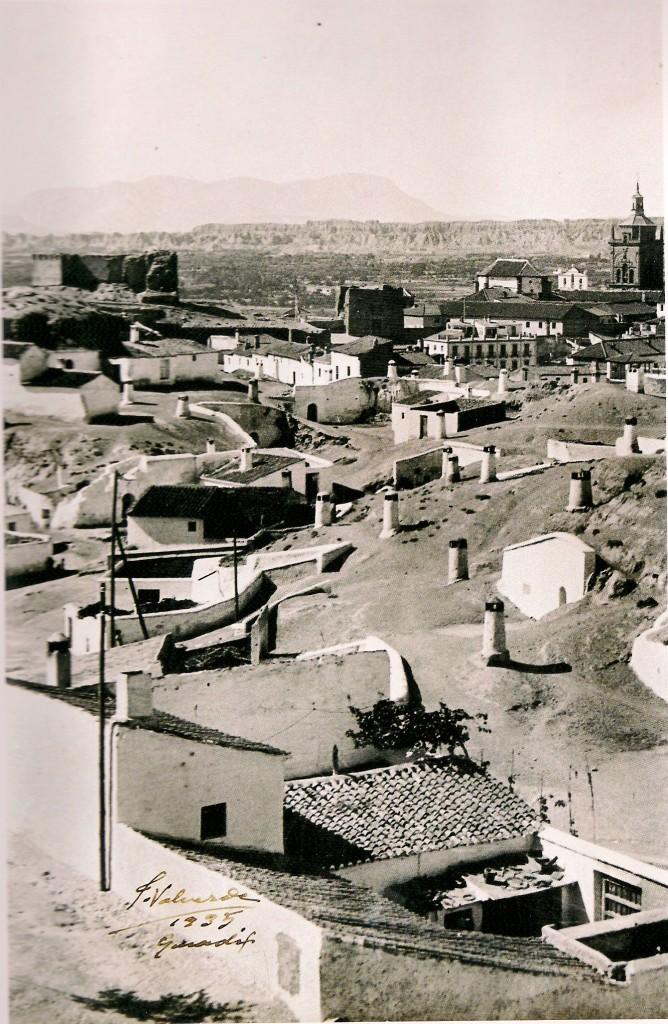 Cuevas de Guadix, 3n 1935/ J. VALVERDE