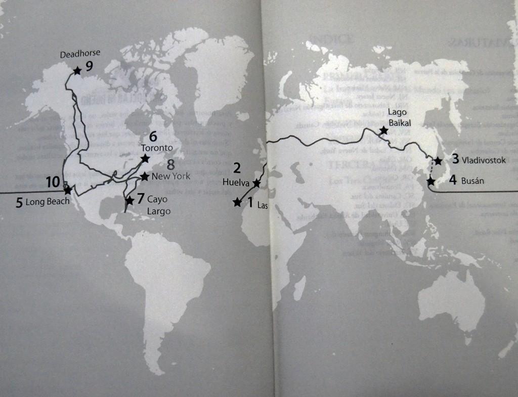 mapa indice libro inaki