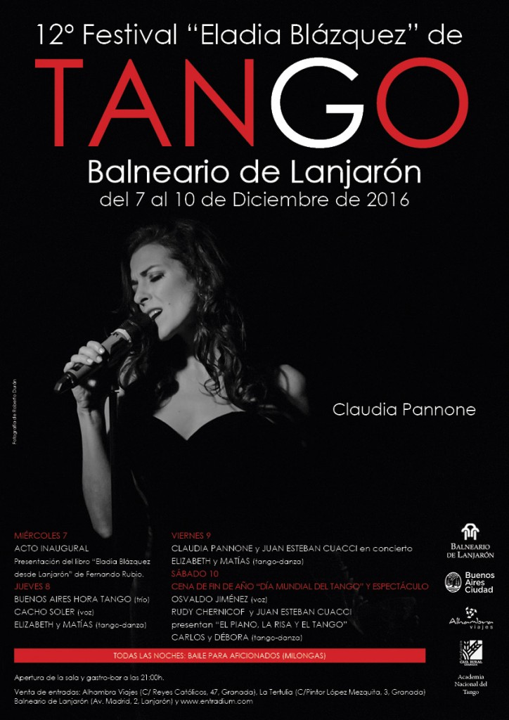12 festival de tango