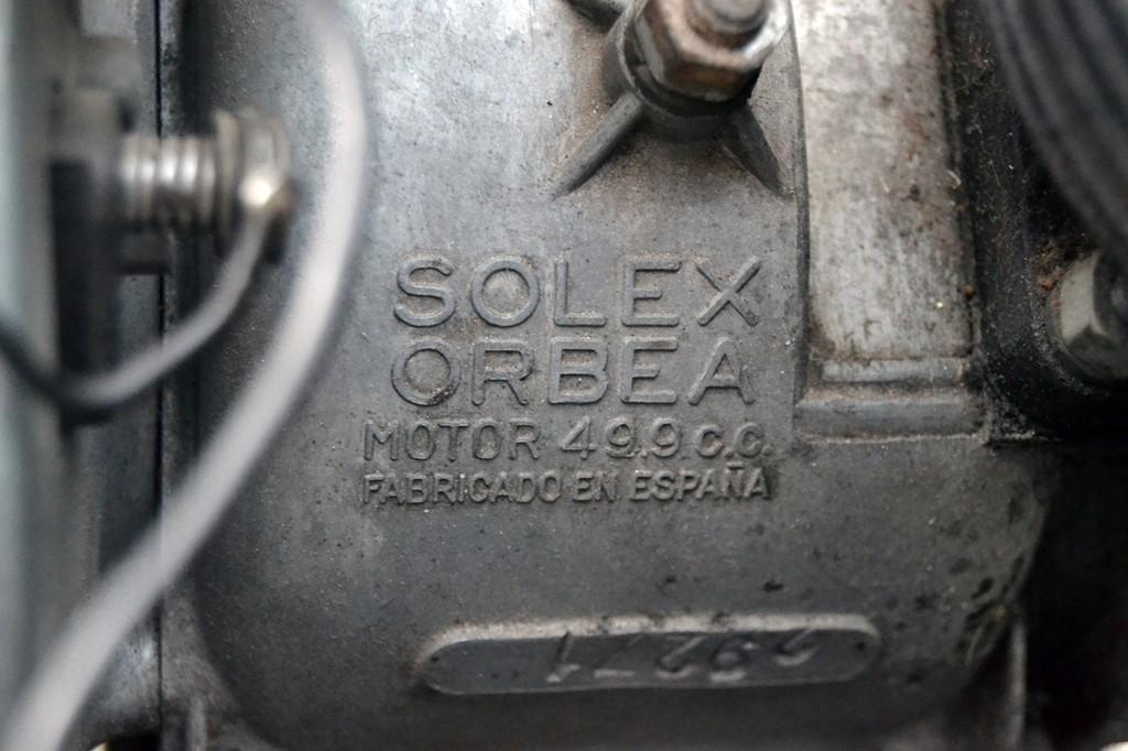 Jose Martin Iáñez y VeloSolex de 1953 _4