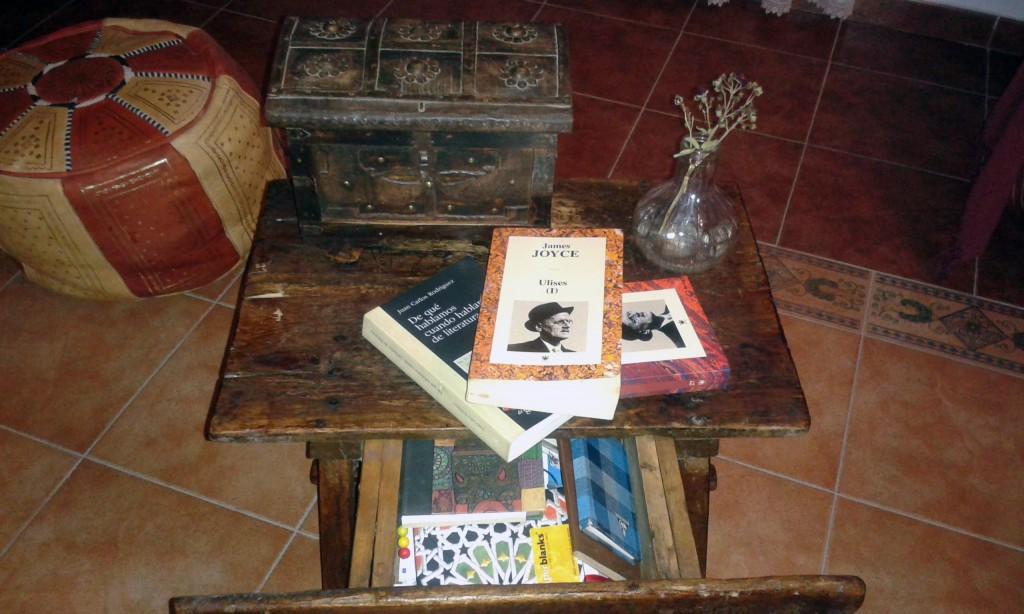 foto libros joyce
