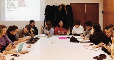 La Escuela de Arte de Granada organiza el Taller 'Unx para todxs y todxs para unx' sobre identidad corporativa de eventos culturales