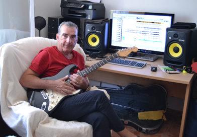 Ginés López publica su tercer disco de poemas musicalizados