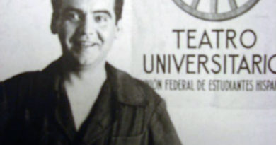 Jesús Fernández Osorio: «Federico García Lorca; el crimen fue en Granada»