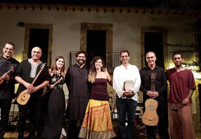 Lorenzo Canales y el grupo Sirkedjè, protagonistas de la XXIV Velada 'Alhama, Ciudad de los Romances'
