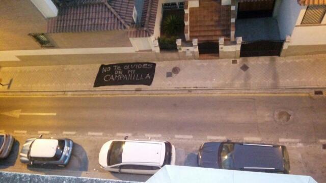 Calle Escritor Perrault, 22:00 horas del 27 de mayo
