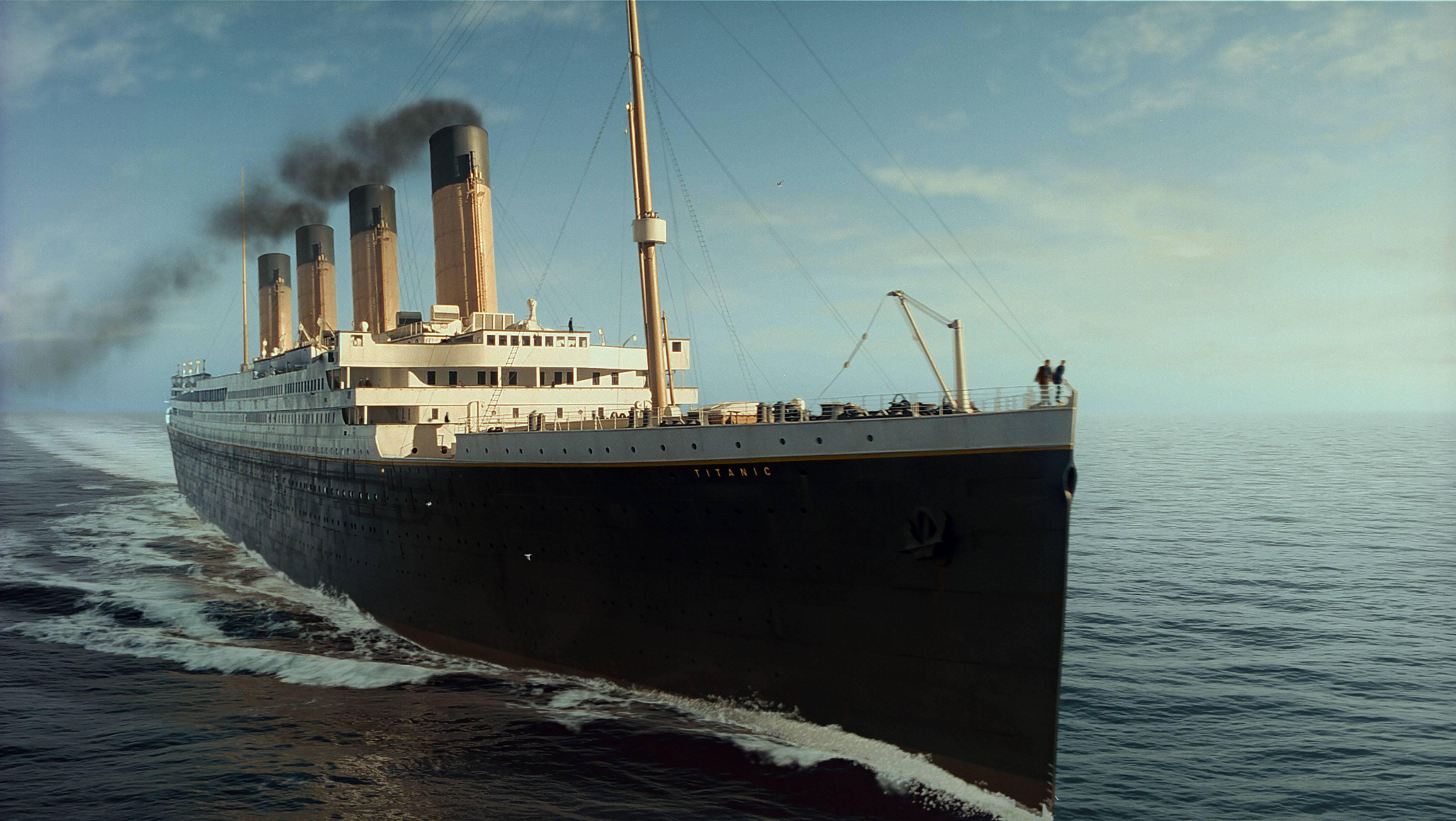 El libro que predijo el hundimiento del Titanic 14 años antes | El ...